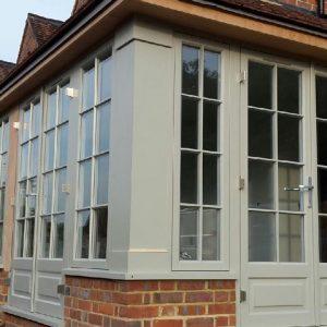Timber Framed Windows Doors Orangery